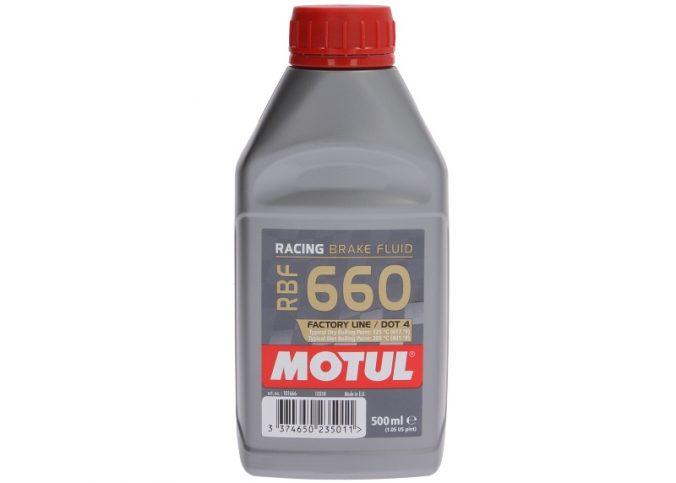lichid de frana motul rbf 660