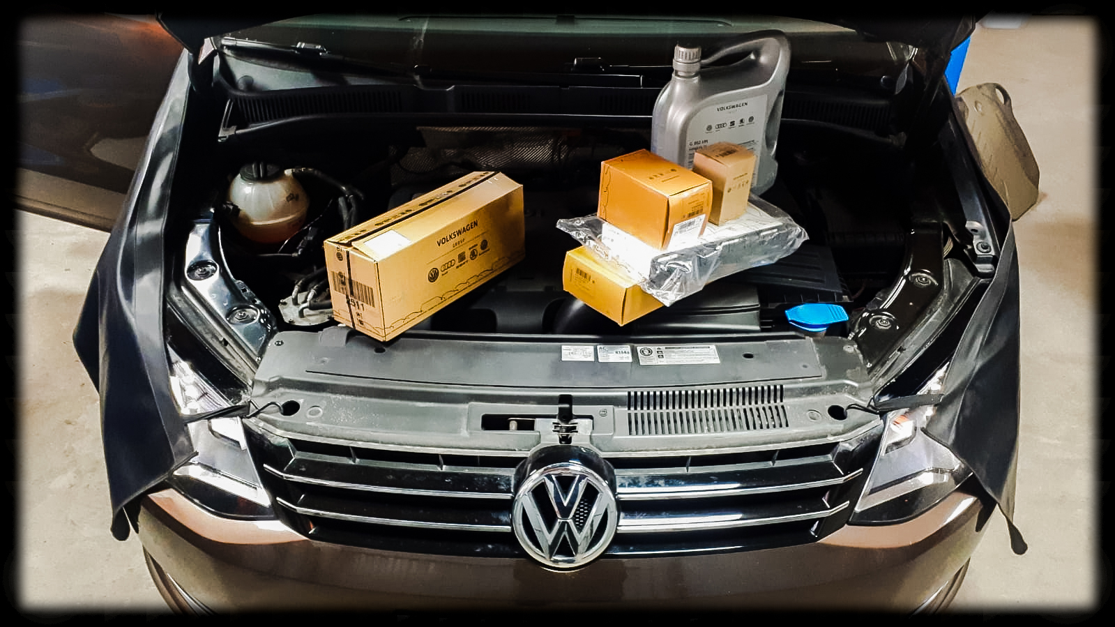 kit distributie si revizie vw sharan